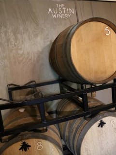 The Austin Winery - Wine Cask - 2014