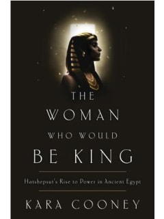 Author Talk and Book Signing: Hatshepsut: The Woman Who Would Be King