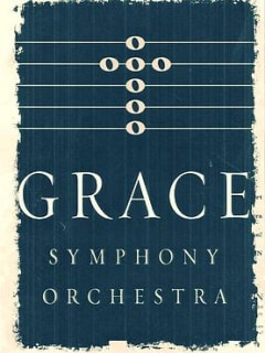 """Grace Symphony Orchestra Inaugural Christmas Concert: """"The Gift"""""""