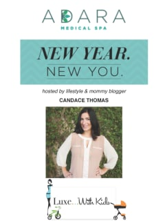 """""""New Year, New Mommy"""" hosted by Candace Thomas of Luxe with Kids"""
