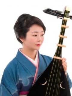 """Asia Society Texas Center presents Akiko Sakurai in """"The World of Heike Monogatari"""""""