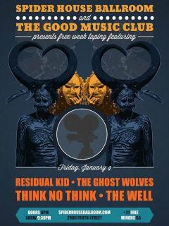 Austin Free Week_The Good Music Club_Residual Kid_poster CROPPED_2015