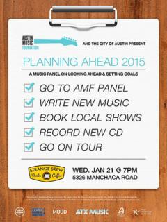 Austin Music Foundatio_panel_Planning Ahead_poster_January 2015