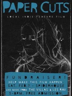 Paper Cuts_Austin_film fundraiser_2015
