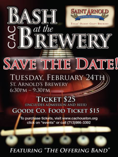 """CAC Bash at the Brewery"" benefiting The Children's Assessment Center"