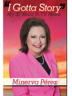 Book reading and signing: I Gotta Story by Minerva Perez