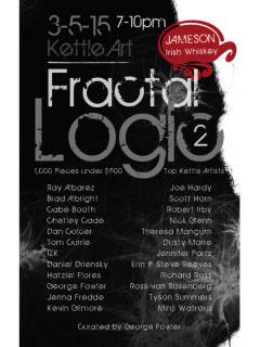 Kettle Art Gallery presents Fractal Logic 2