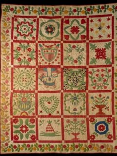 "Carol and Les Ballard Lecture Series: ""The Material of Sleep: Quilts and Bedcovers in the Bayou Bend Collection"""