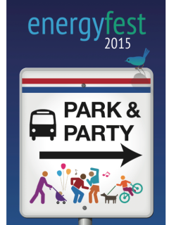 """EnergyFest 2015 """"Park and Party"""""""
