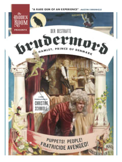 The Hidden Room Theatre_Hamel_Brudermord_poster CROPPED_March 2015