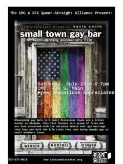 Ethnographic Film Society screening: Small Town Gay Bar