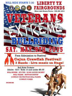Liberty Country Crawdad Fest with Extreme Bullriding