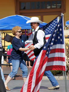 Fourth Annual Tomball Honky Tonk Music Festival and Two-Step Washers Tournament