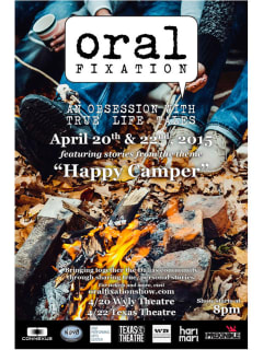 Oral Fixation presents Happy Camper