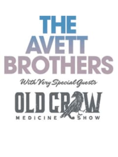 The Avett Brothers in concert