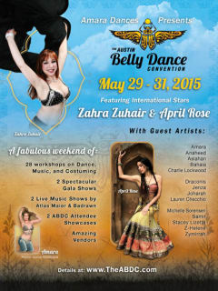 The Austin Belly Dace Convention 2015