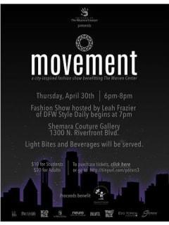 Friends of the Warren Center presents Movement