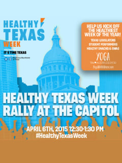 Healthy Week Texas Kick-off Rally_poster CROPPED_2015