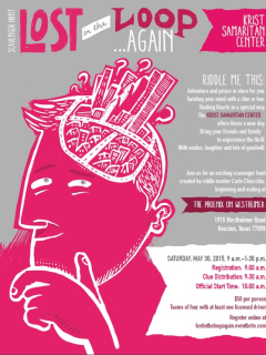 """Krist Samaritan Center for Counseling and Education hosts """"Lost in the Loop...Again"""""""