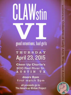 CLAWstin VI_Collective of Lady Arm Wrestlers Austin_April 2015