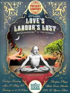 Present Company Theatre_Shakespeare at the Market_Love's Labour's Lost_2015