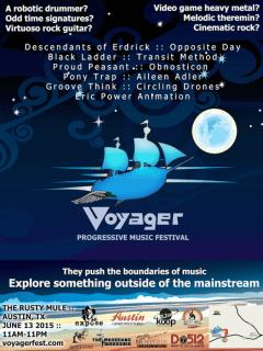 Voyager Music Festival 2015