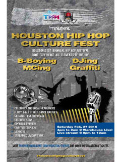 ThatVideoMag Houston Hip Hop Culture Fest