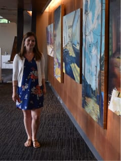 """Art.Work Austin presents Painting Compelling Compositions"""" opening reception"""