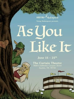 Austin Shakespeare presents Young Shakespeare's <i>As You Like It</i>