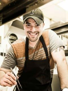 Omar Flores of Casa Rubia in Dallas