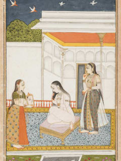 "The Blanton Museum presents ""Epic Tales from Ancient India: Paintings from The San Diego Museum of Art"" opening reception"