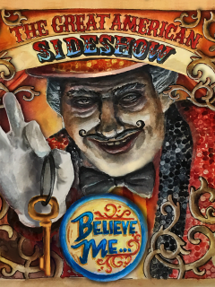 Kitchen Dog Theater presents The Great American Sideshow