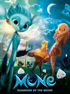 GKIDS and Fathom Events present <i>Mune: Guardian of the Moon</i>