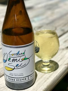 Texas Keeper Cider presents Demi-Sec Cider Release & Bastille Day Party