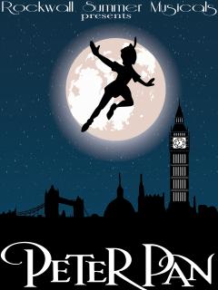 Rockwall Summer Musicals presents Peter Pan