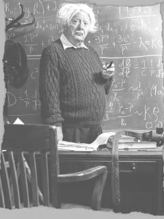 Theatre Arlington presents Einstein: A Stage Portrait