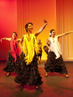 A'lante Flamenco presents <i>Flamenco Under the Stars</i>