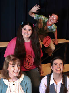Maverick Theatre Company presents The 25th Annual Putnam County Spelling Bee