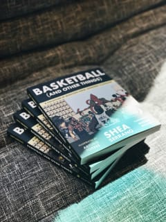 """""""Basketball (and Other Things)"""" Book Launch"""