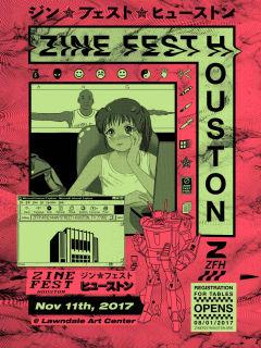 Zine Fest Houston 2017