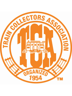 Train Collectors Association logo