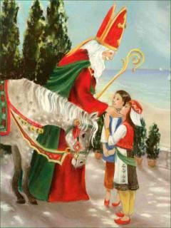 St. Nicholas Eve