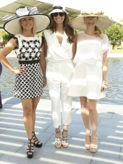 Hats in the Park Luncheon