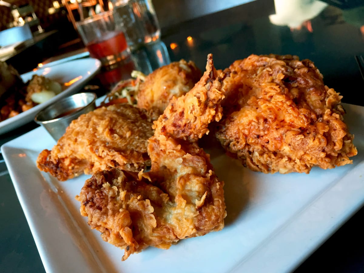 Little Barrel and Brown Fried Chicken Austin