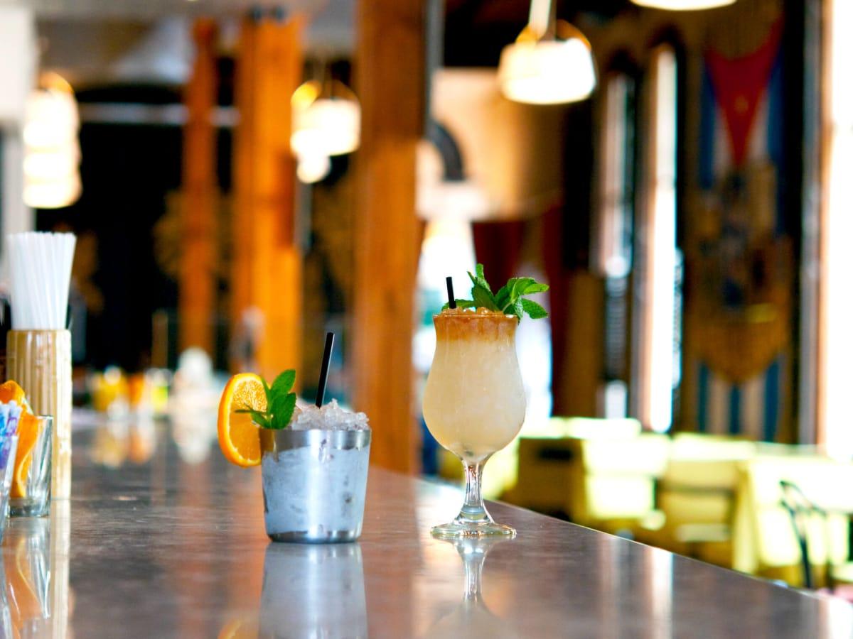 Isla Austin Cocktails