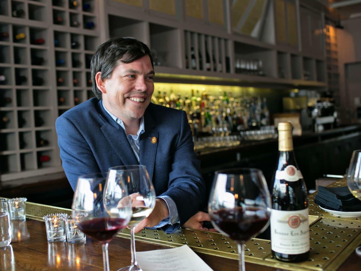ELM Restaurant Group beverage director sommelier Craig Collins wine Italic