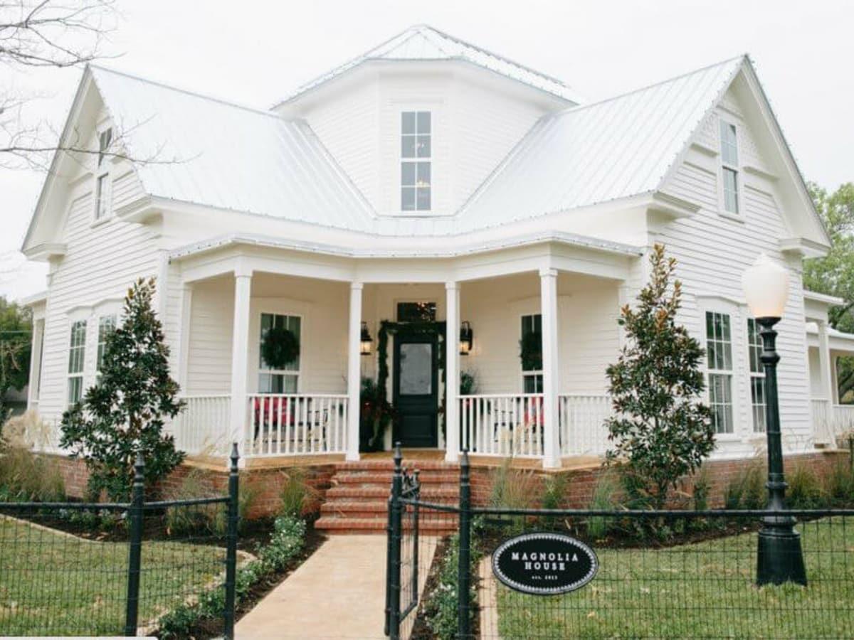 Magnolia House in McGregor
