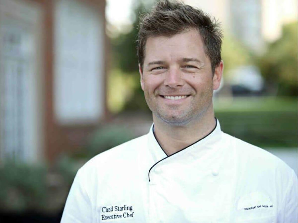 Chef Chad Starling
