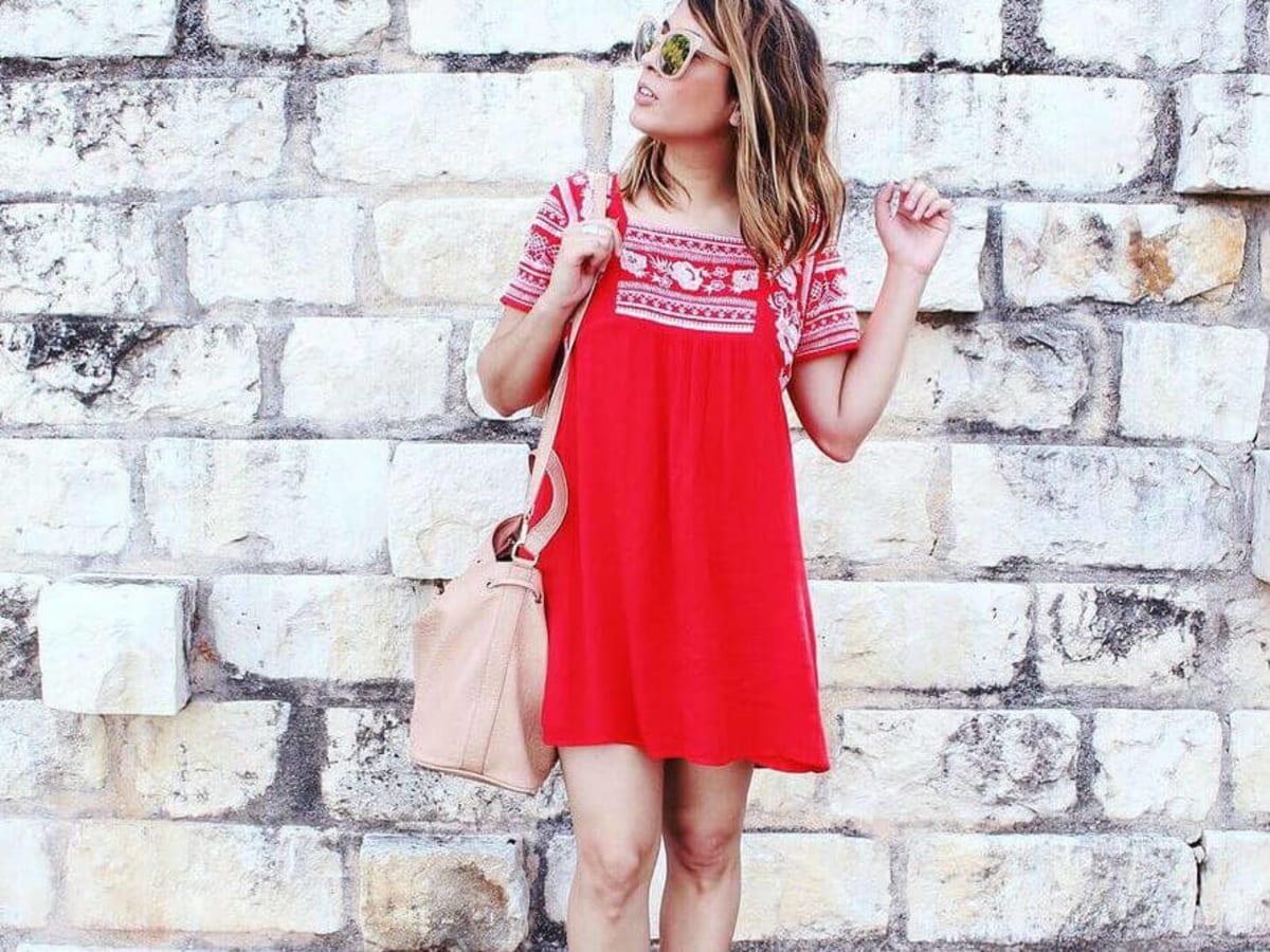 Bianca Jasmon fashion blogger Austin