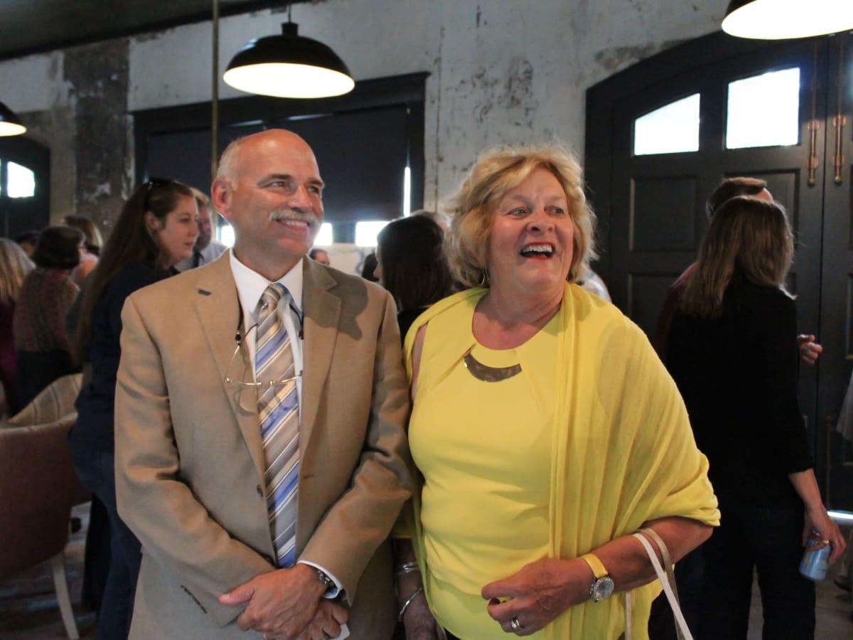 Houston Parks Board event, 7/16, Gary Zika, Kathy Lord